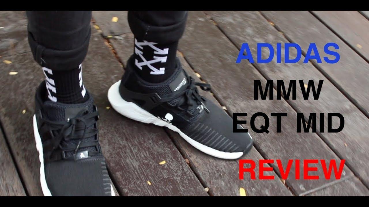 brand new 82af2 95f98 小馬開箱介紹adidas x mastermind world MMW EQT support MID 9317 review CQ1824   CQ1825