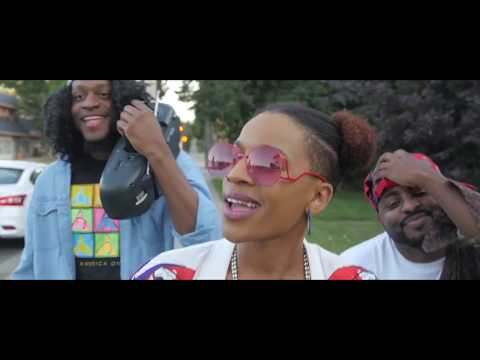 Ashley DuBose - Relax ft. BdotCroc [Official Music Video]