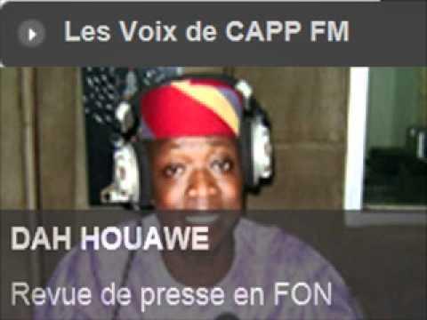 Benin - Dah Houawe - Revue de presse Fon