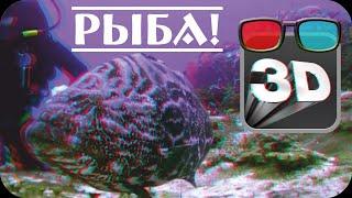 Совсем маленький 3d анаглиф ролик с потрясающим стерео эффектом! Анаглифные очки red/cyan.(Небольшой 3d анаглиф ролик из жизни подводных обитателей с очень качественной детализацией стерео эффекта!..., 2015-09-23T10:27:01.000Z)