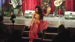 Belly Dancer Farah Nasri | Baladi & Tabla Solo | Guy Schalom & The Baladi Blues Ensemble