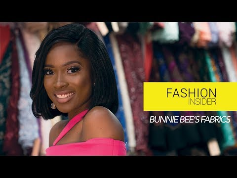 How To Pick The Right Bridal Asoebi: Fashion Insider With Bunnie Bee's Fabrics