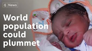 The world's population is set to shrink - a cause for concern or relief?