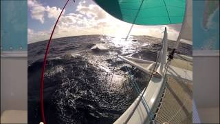 Outremer 49 Atlantic Crossing