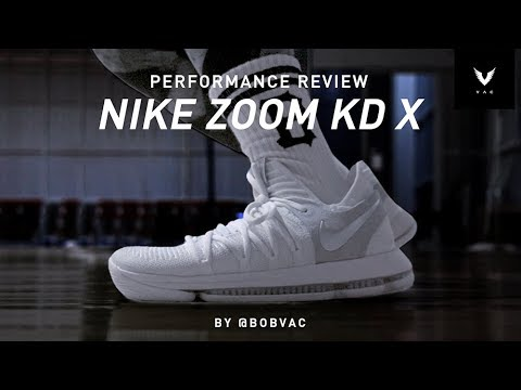 low priced 25d72 11eb8 NIKE ZOOM KDX [Performance Review] (Thai)