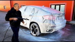 Έτσι καθαρίζει σωστά ένα αυτοκίνητο