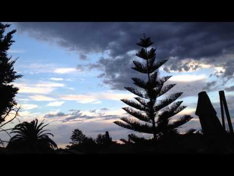 Clarkson Western Australia Severe Weather Thunder Lightning 21.03.2014 SCARY