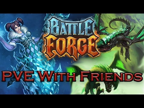 BattleForge - PvE with friends!