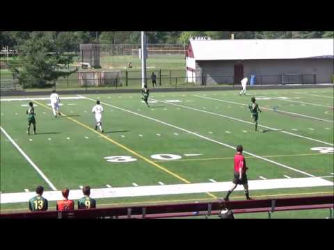 Dylan Jessee Highlights 2016 Damascus High School
