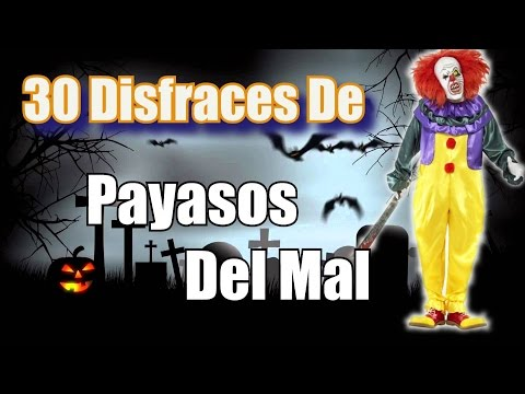 El circo macabro de los payasos asesinos funnycat tv for Disfraces de circo