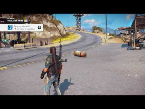 Just Cause 3 Awesome Moments