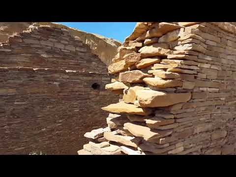 Chaco Culture National Park, Chaco Canyon, New Mexico