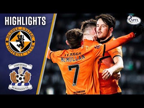 Dundee Utd Kilmarnock Goals And Highlights