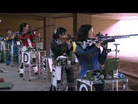 第9回日本学生選抜ライフル射撃選手権大会