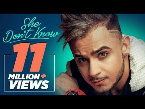 she-don't-know-full-hd-video-song-lyrics-–-millind-gaba