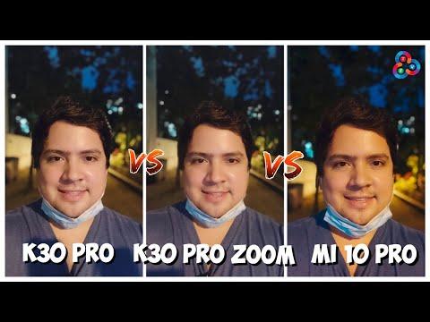 Redmi K30 Pro vs K30 Pro Zoom Edition vs Mi 10 Pro Camera SHOOTOUT!