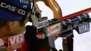Яркие победы и дуэли У.А.Бьорндалена (сезоны 2002-2012)