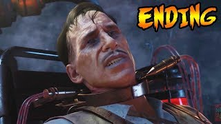 Why RICHTOFEN Killed Himself! Blood of the Dead EASTER EGG ENDING Explained! BO4 Zombies Storyline
