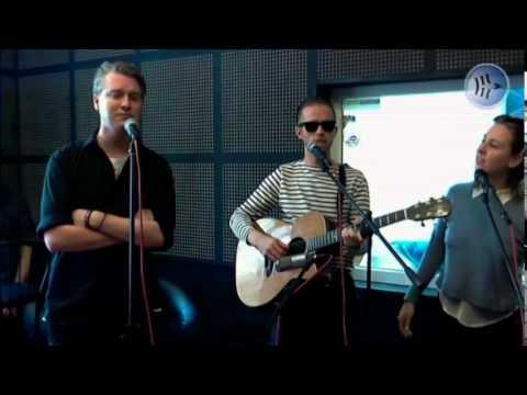 Blue Foundation 'Eyes on Fire' acoustic radio session.