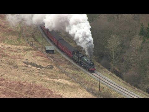 North York Moors Railway 6th April 2014