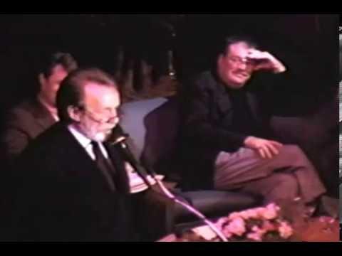 George Richey roasts Norro Wilson 1999