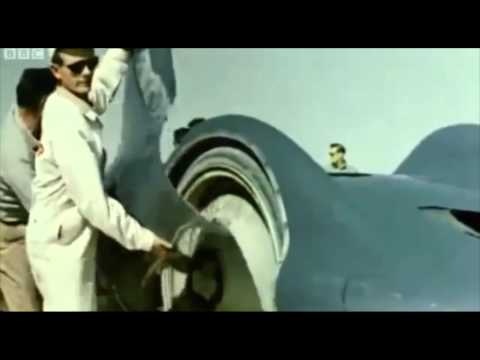 Donald Campbell 1964 land speed record BBC Documentary