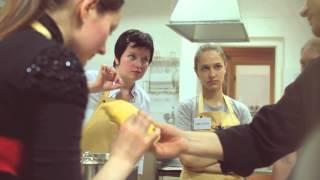 Кулинарные курсы для любителей