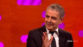 Is Rowan Atkinson the REAL Mr Bean?!   The Graham Norton Show   BBC America