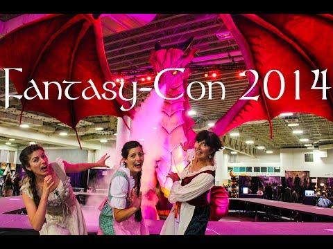 Happy Hobbit: Fantasy-Con 2014