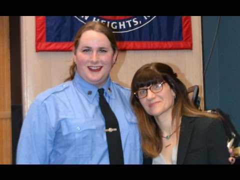 FDNY Transgender Firefighter Brooke Guinan
