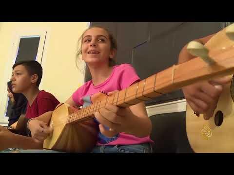 هذا الصباح- مبادرة لتدريس الموسيقى والغناء لأطفال لاجئين  - نشر قبل 2 ساعة