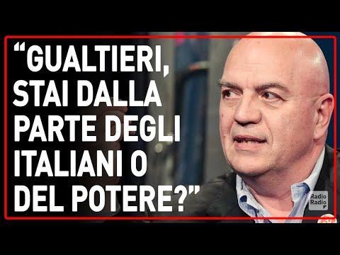 MARCO RIZZO ► 'Lagarde e Junker decidono governi e ministri: l'opinione degli italiani non conta?'