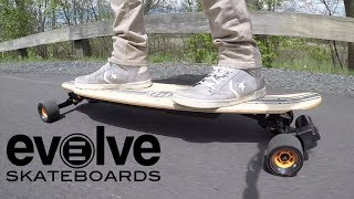 Evolve Bamboo ONE Review - Electric Longboard