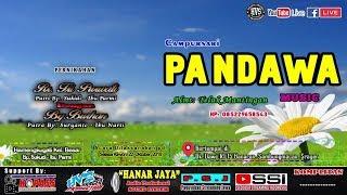 Live Streaming Campursari  PANDAWA // HANAR JAYA Audio // HVS SRAGEN CREW 1 SIANG