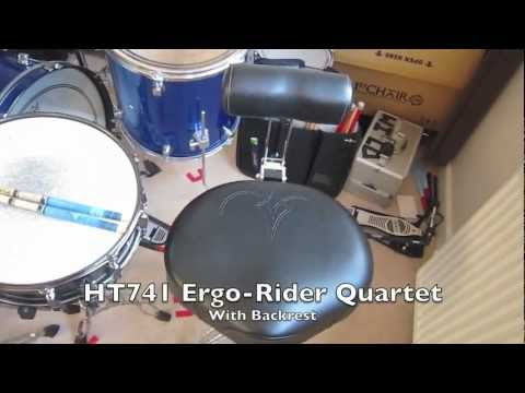 Tama HT741 Drum Throne Review