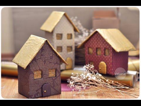 Чем склеить пряничный домик