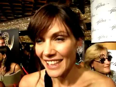 Stacy Haiduk on the Daytime Emmy Red Carpet: Look out Days of Our Lives!