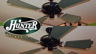 Hunter Outdoor Original Blades (On Black Original Ceiling Fan)