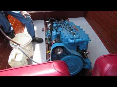 FLATHEAD MARINE ENGINE