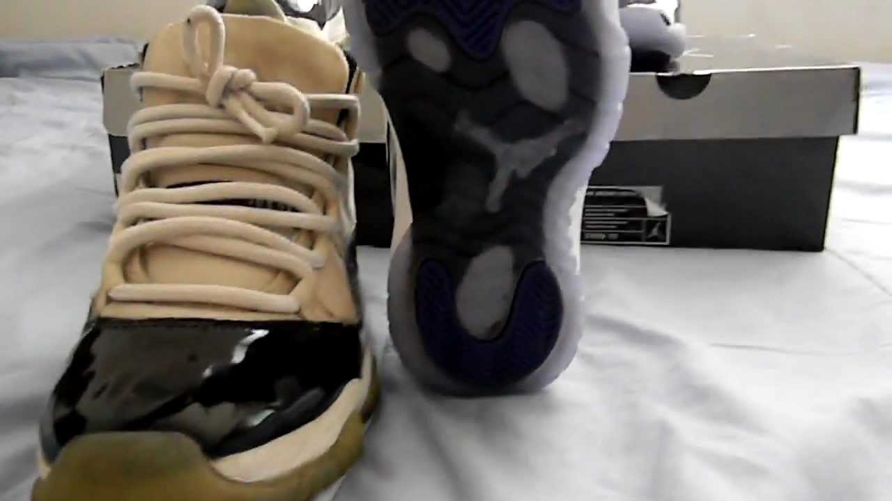 d1b791d41c4a OG 1995 Concords Review - YouTube
