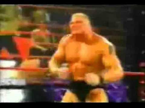 Brock Lesnar 1st Titantron