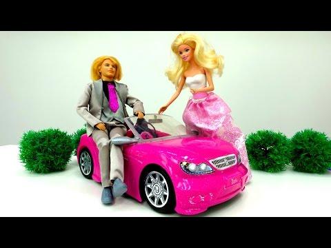 Игры #Барби: выбираем подарок на свадьбу Барби и Кена! Видео для девочек