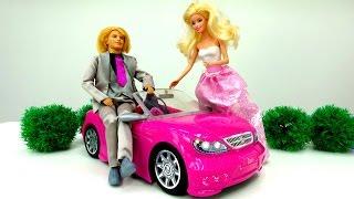 Игры с Барби: выбираем подарок на свадьбу Барби и Кена!