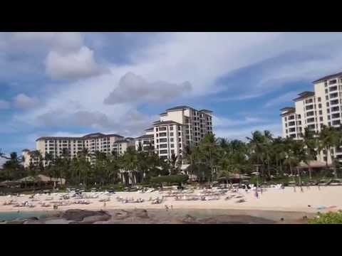 "Best Hawaii resorts. Watch the fly guys Travel the world. Marriott""s Ko olina"