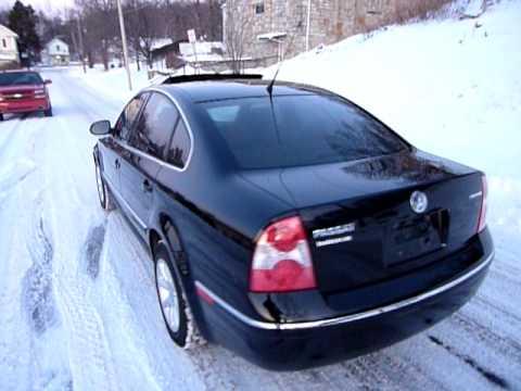 Volkswagen Passat Gls 1 8t 4motion Awd 4dr Sedan 88k