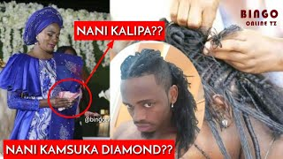 MAMA DIAMOND AFUNGUKA ALIE MSUKA DIAMOND KUMBE NI.... HUYU HAPAA