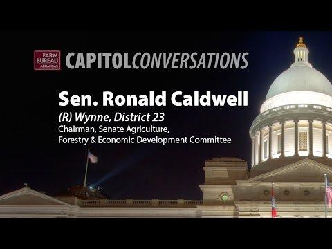 Capitol Conversations  Sen. Ronald Caldwell