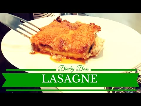 Bimby TM5 -TM31 | Thermomix - Lasagne