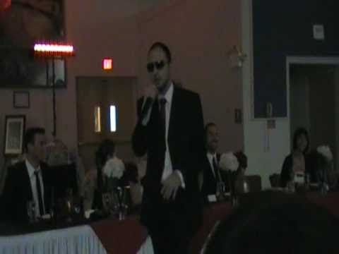 Dooling Teker Wedding  Best Man Speech P DIddy