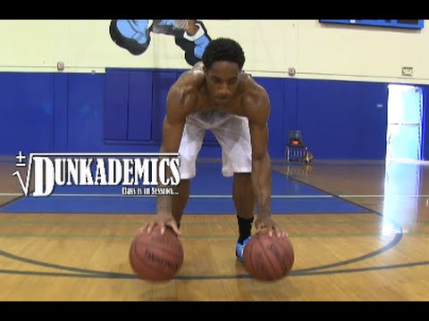 DeMar DeRozan Summer Skills Training + Dunks!